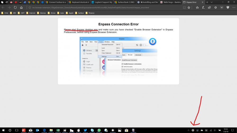 Enpass Connection Error.png