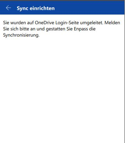 Sync to Onedrive - Cloud Sync - Enpass Forum
